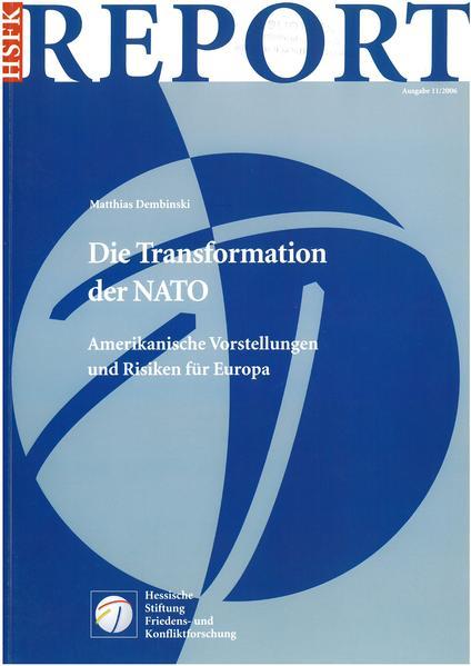 Die Transformation der NATO - Coverbild