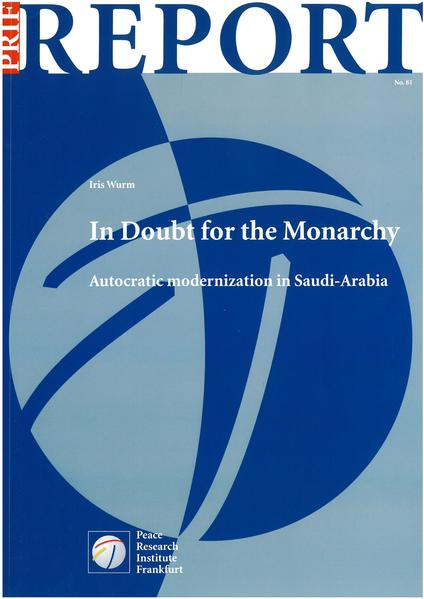 In Doubt for the Monarchy - Coverbild