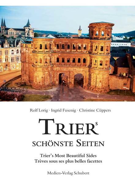 Triers schönste Seiten - Coverbild