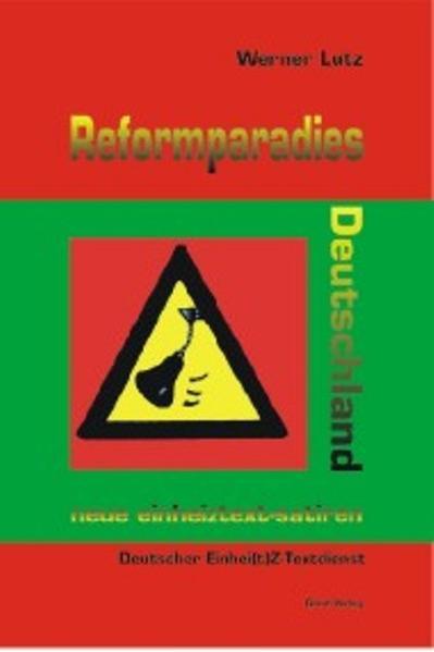 Reformparadies Deutschland - Coverbild