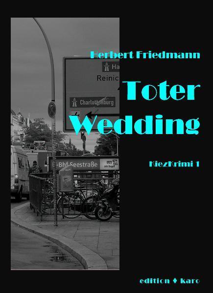 Toter Wedding - Coverbild
