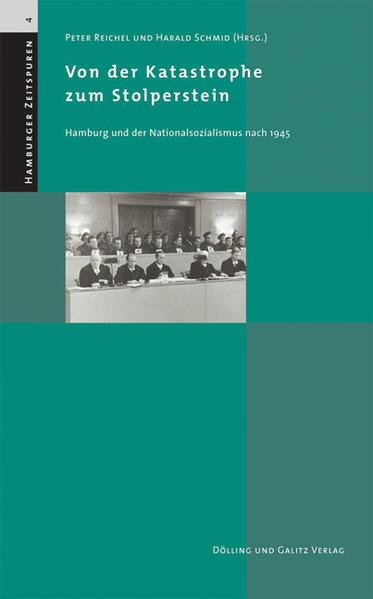 Von der Katastrophe zum Stolperstein - Coverbild
