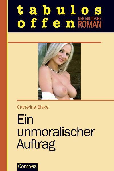 Ein unmoralischer Auftrag - Coverbild