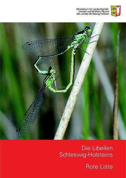 Die Libellen Schleswig-Holsteins - Rote Liste - Coverbild