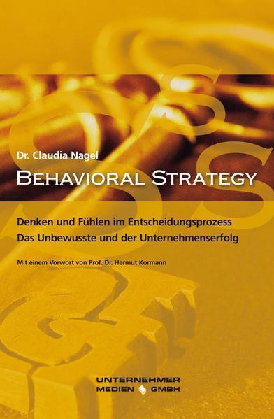 Behavioral Strategy - Coverbild