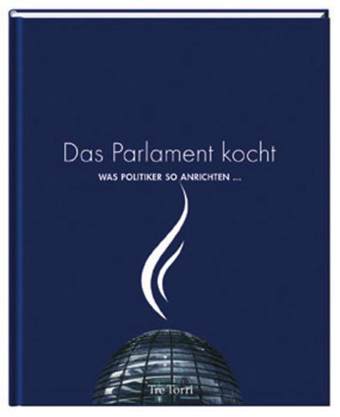 Das Parlament kocht - Coverbild