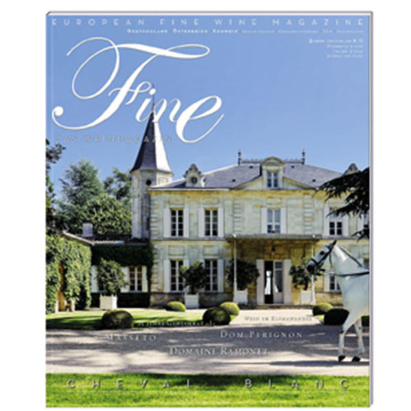 FINE Das Weinmagazin 03/2009 - Coverbild