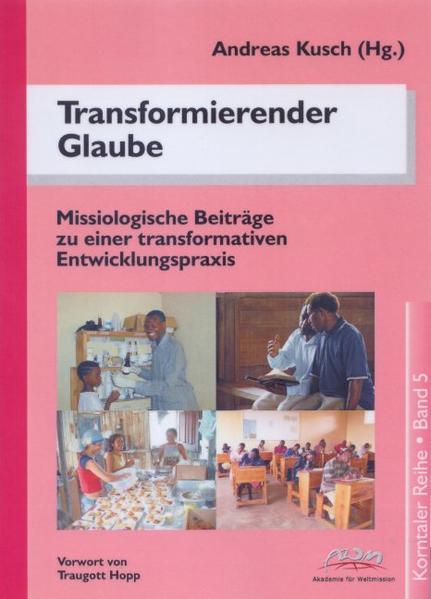 Transformierender Glaube, erneuerte Kultur, sozioökonomische Entwicklung - Coverbild