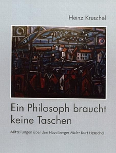 Ein Philosoph braucht keine Taschen - Coverbild