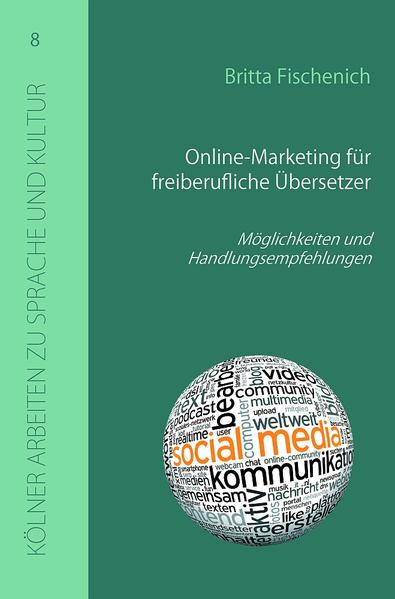 Online-Marketing für freiberufliche Übersetzer - Coverbild