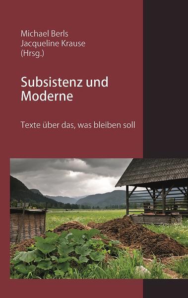 Subsistenz und Moderne - Coverbild
