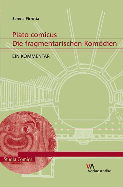 Plato comicus. Die fragmentarischen Komödien. Ein Kommentar - Coverbild