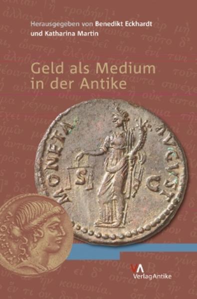 Geld als Medium in der Antike - Coverbild