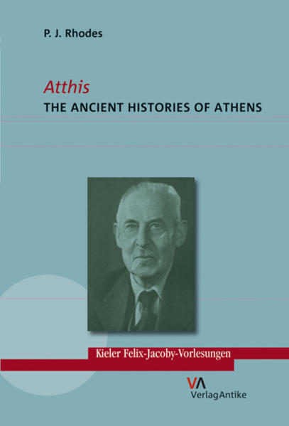 Atthis: The Ancient Histories of Athens - Coverbild