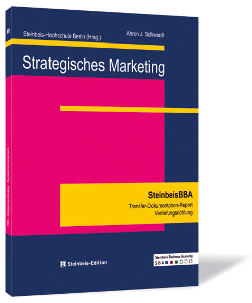 Strategisches Marketing - Coverbild