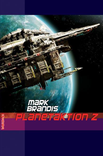 Mark Brandis - Planetaktion Z - Coverbild
