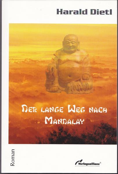 Der lange Weg nach Mandalay - Coverbild