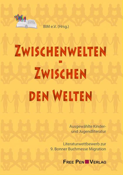 Zwischenwelten – Zwischen den Welten  Ausgewählte Kinder- und Jugendliteratur  - Coverbild
