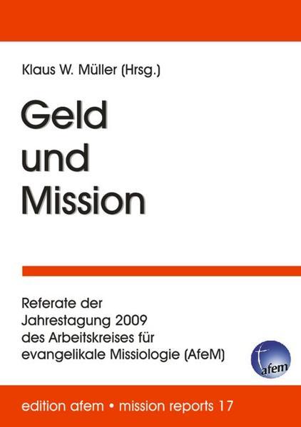 Geld und Mission - Coverbild