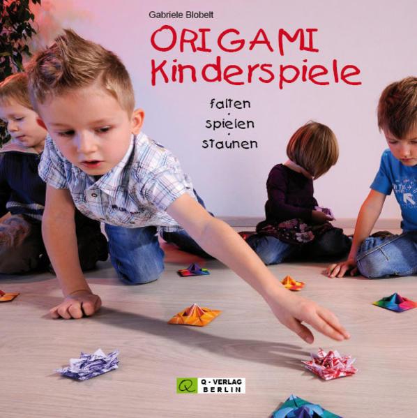 ORIGAMI Kinderspiele - Coverbild
