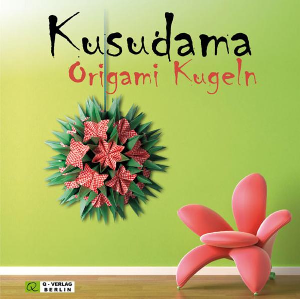 Kusudama Origami Kugeln - Coverbild