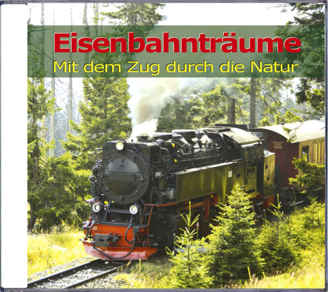 Eisenbahnträume - Coverbild