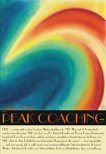 Peak Coaching 4/04 - Coverbild