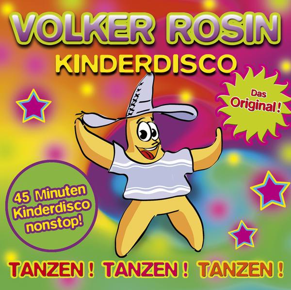 Kinderdisco - Das Original - CD - Coverbild