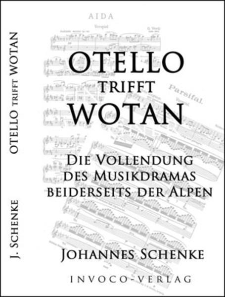OTELLO trifft WOTAN - Coverbild