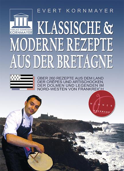 Klassische & moderne Rezepte aus der Bretagne - Coverbild