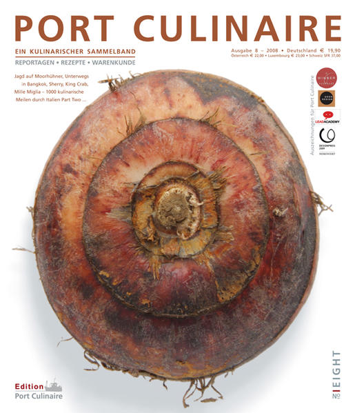 Port Culinaire Eight - Band No. 8 - Coverbild