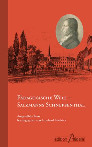 Pädagogische Welt - Salzmanns Schnepfenthal - Coverbild