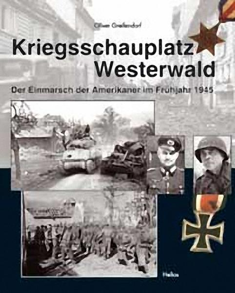 Kriegsschauplatz Westerwald - Coverbild