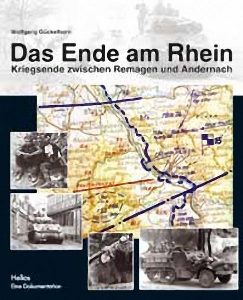 Das Ende am Rhein - Coverbild