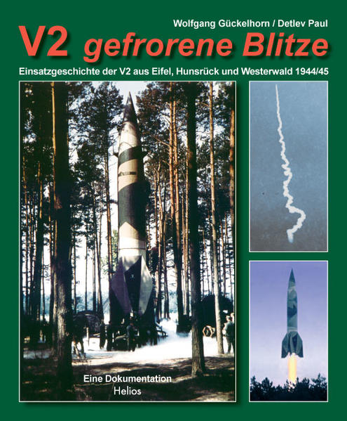 V2 gefrorene Blitze - Coverbild