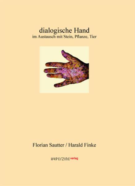 dialogische Hand - Coverbild