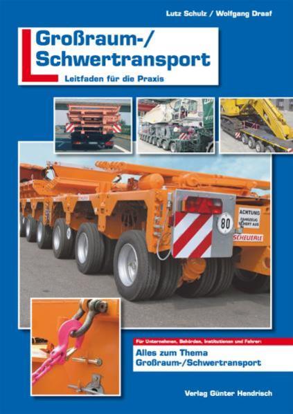 Großraum- /Schwertransport - Coverbild