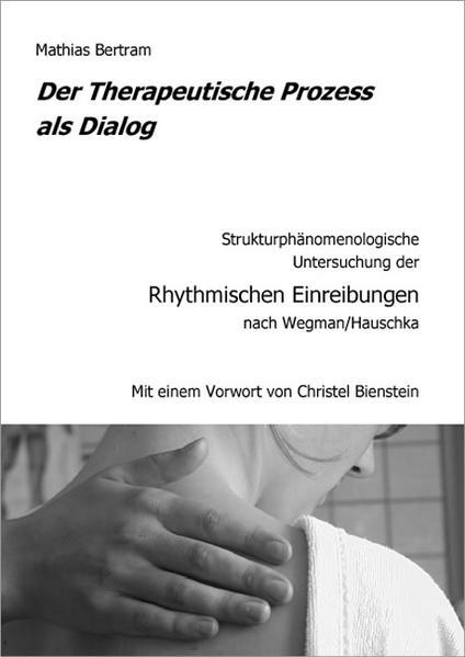 Der therapeutische Prozess als Dialog - Coverbild