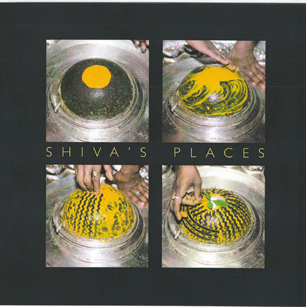 Shiva's Places /Shiva's Orte - Coverbild