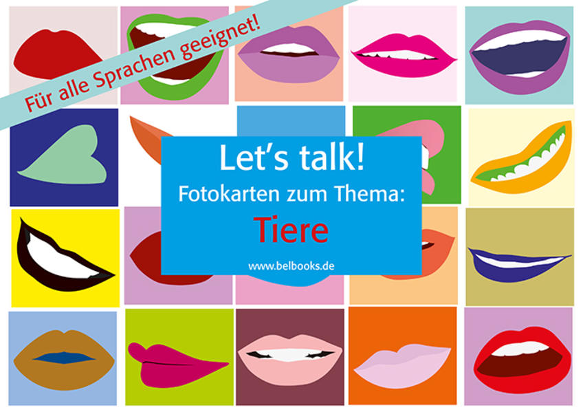 Let's Talk! Fotokarten