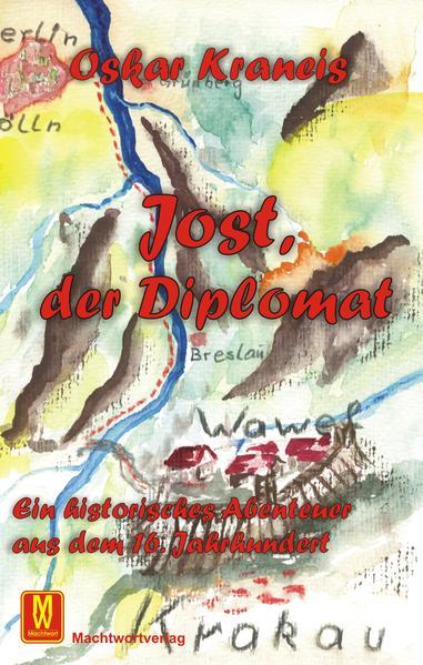 Jost, der Diplomat - Coverbild
