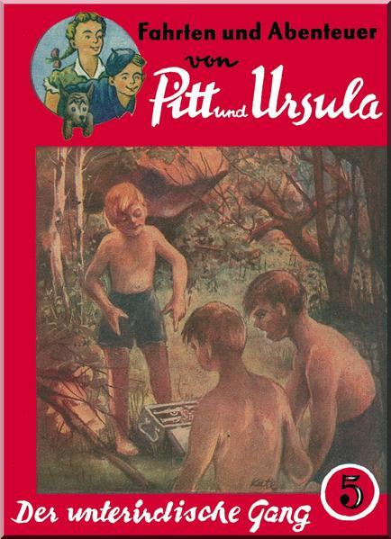 Fahrten und Abenteuer von Pitt und Ursula  (Kurt-Harry Mai) / Fahrten und Abenteuer von Pitt und Ursula  (Kurt-Harry Mai) - Coverbild