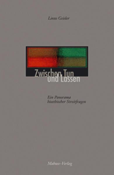 Zwischen Tun und Lassen - Coverbild