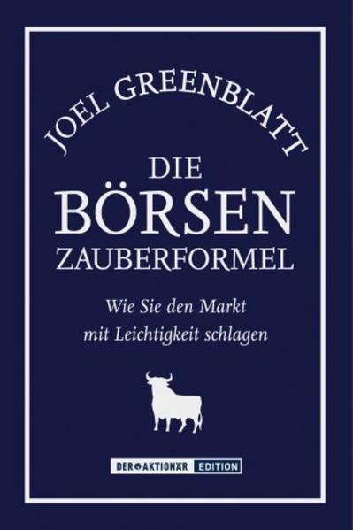 Ebooks Die Börsen Zauberformel Epub Herunterladen