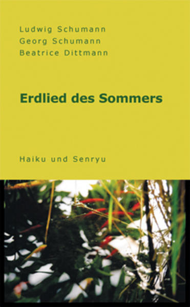 Erdlied des Sommers - Coverbild