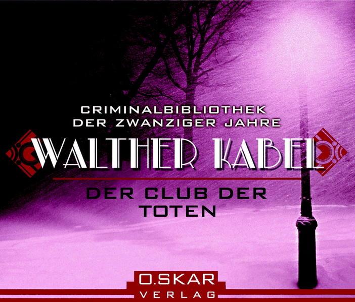 Der Klub der Toten - Coverbild