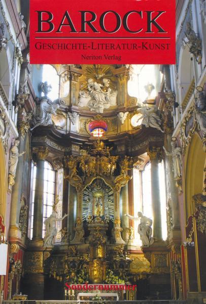 Barock. Geschichte – Literatur – Kunst. Deutsch-polnische Kulturkontakte im 16.-18. Jahrhundert - Coverbild