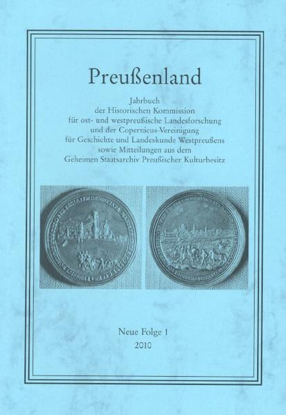 Preußenland. Neue Folge 1 (2010) - Coverbild