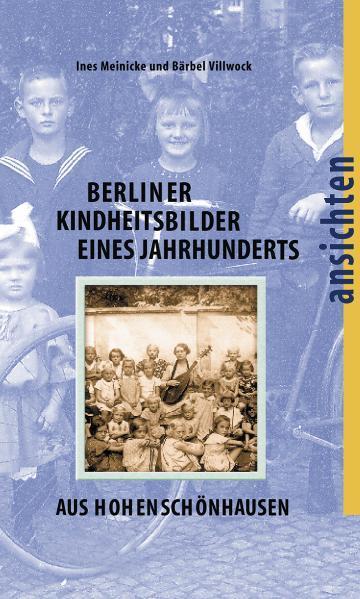 Berliner Kindheitsbilder eines Jahrhunderts - Coverbild