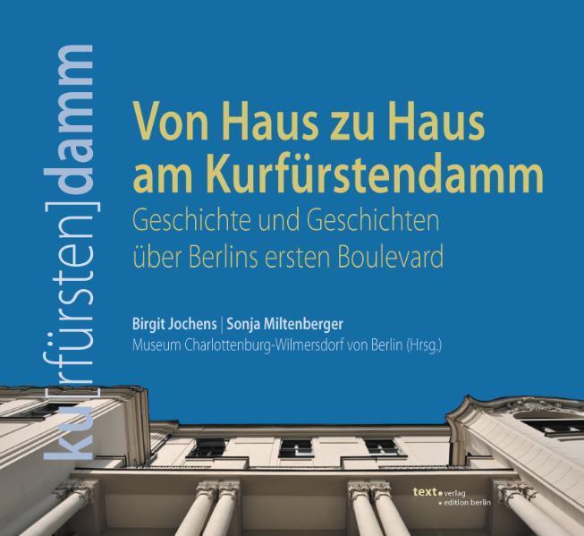 Von Haus zu Haus  am Kurfürstendamm - Coverbild
